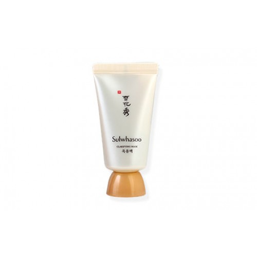 [Sulwhasoo] Clarifying Mask Ex (Sample) 50ml
