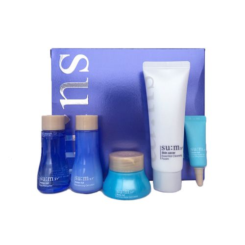 [Su:m37°] Water Full Special Gift 5 Items 95ml (Weight : 300g)