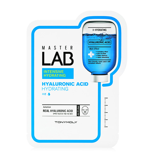 [Tonymoly] Master Lab Hyaluronic Acid Mask Sheet 18g