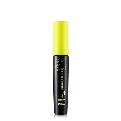 [E][Tonymoly] Delight Circle Lens Mascara #Clear Circle 8.5g (Weight : 38.5g)