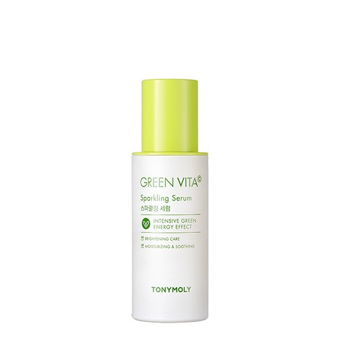 [Tonymoly] Green Vita C Sparkling Serum 55ml (Weight : 110g)