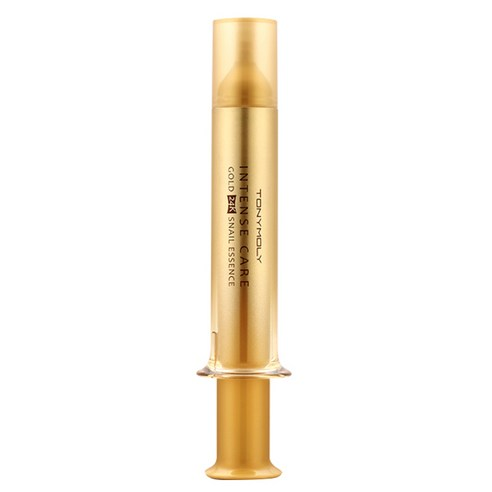 [Tonymoly] Intense Care Gold 24K Snail Essence 15ml (Weight : 50g)