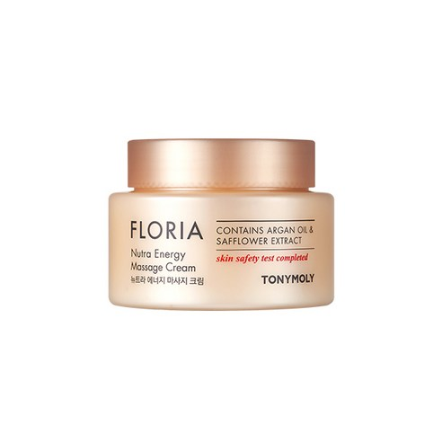[Tonymoly] Floria Nutra Energy Massage Cream 200ml (Weight : 280g)