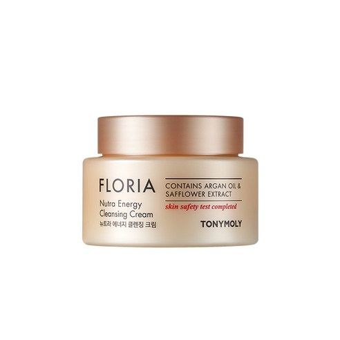 [Tonymoly] Floria Nutra Energy Cleansing Cream 200ml (Weight : 280g)