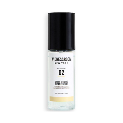 [W.Dressroom] Dress & Living Clear Perfume #02 Coco Conut 70ml (Weight : 110g) | MYKOCO.COM